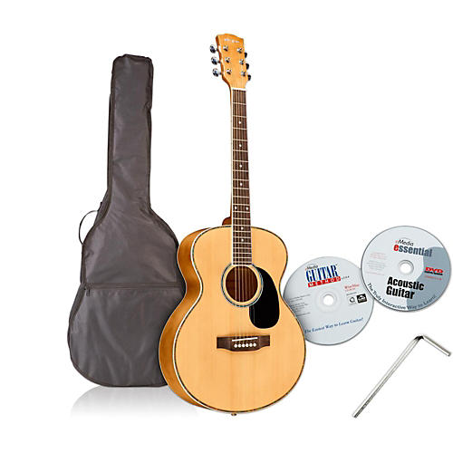 Emedia Teach Yourself Acoustic Guitar Pack - Steel String thumbnail