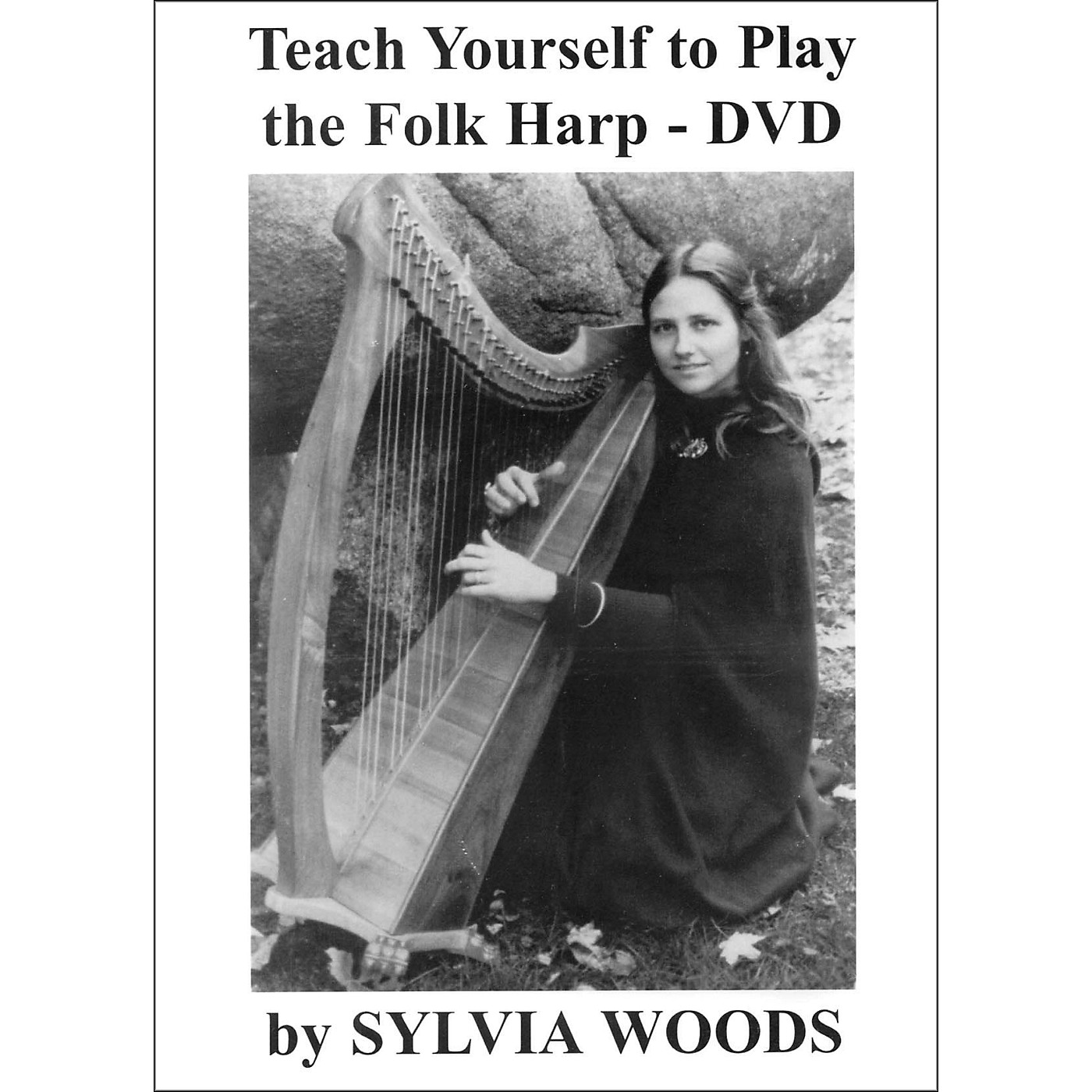 Hal Leonard Teach Yourself To Play The Folk Harp - DVD thumbnail