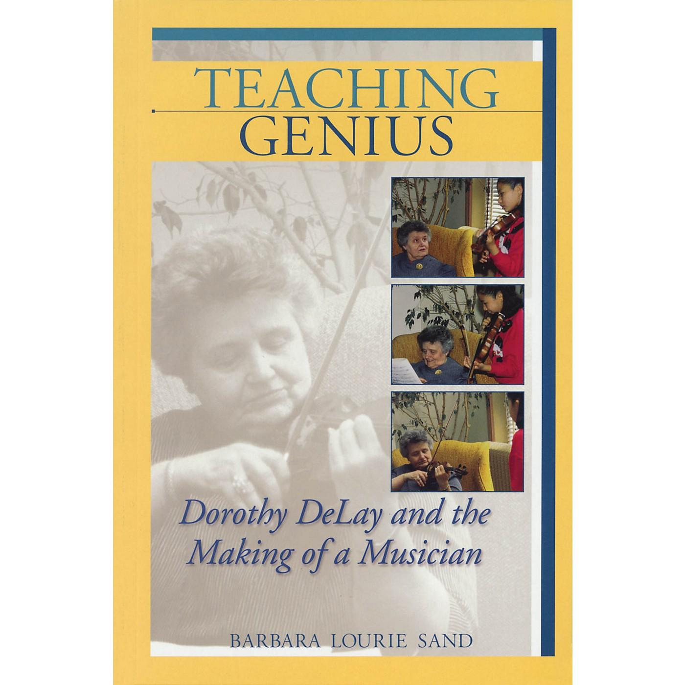 Amadeus Press Teaching Genius Amadeus Series Softcover Written by Barbara Lourie Sand thumbnail