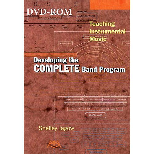 Meredith Music Teaching Instrumental Music - Developing The Complete Band Program DVD thumbnail