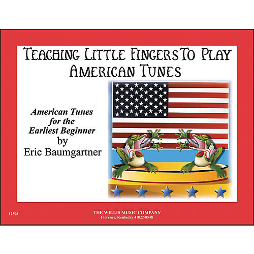 Willis Music Teaching Little Fingers To Play American Tunes Piano Solos thumbnail