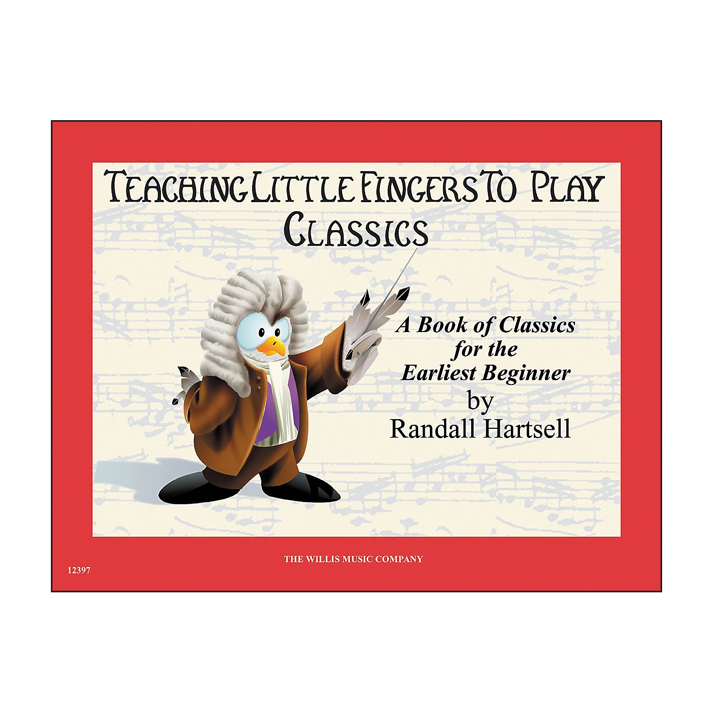 Willis Music Teaching Little Fingers To Play Classics Book thumbnail