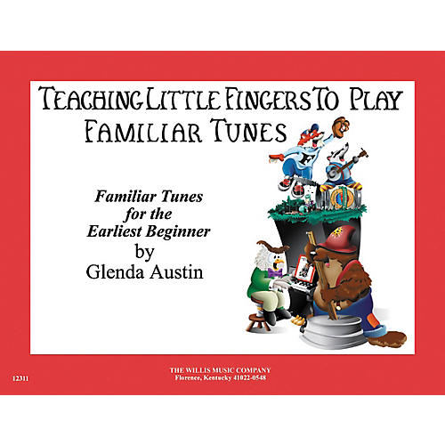 Willis Music Teaching Little Fingers To Play Familiar Tunes for Piano thumbnail