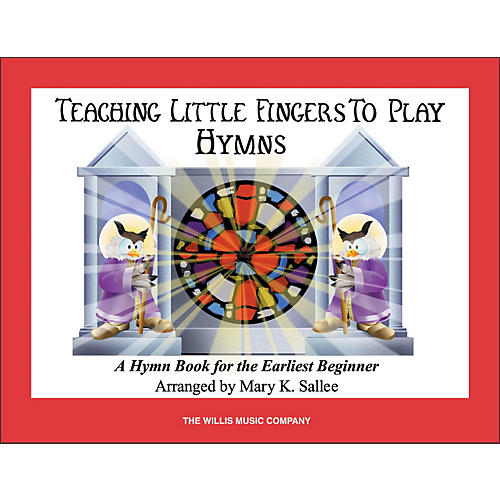 Willis Music Teaching Little Fingers To Play Hymns Earliest Beginner for Piano thumbnail