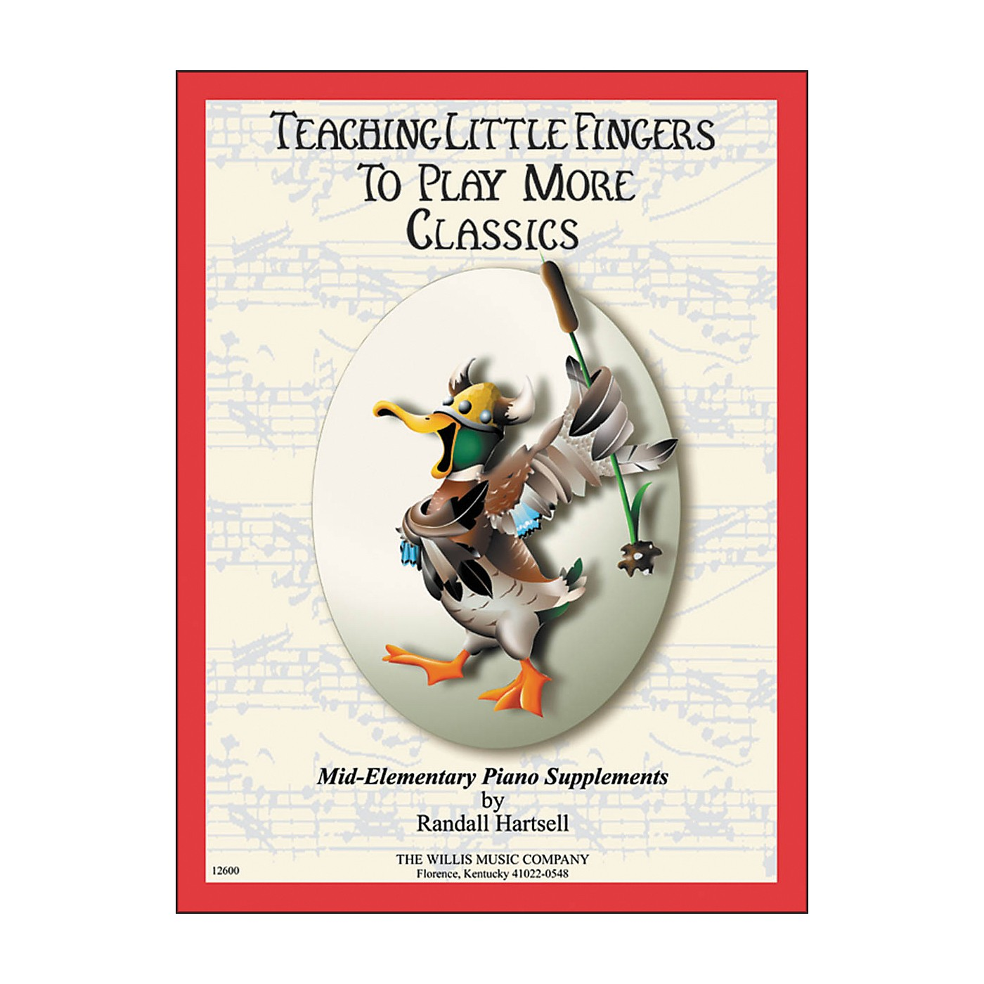 Willis Music Teaching Little Fingers To Play More Classics Mid-Elementary Piano thumbnail