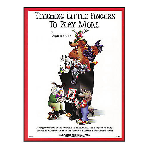 Willis Music Teaching Little Fingers To Play More thumbnail