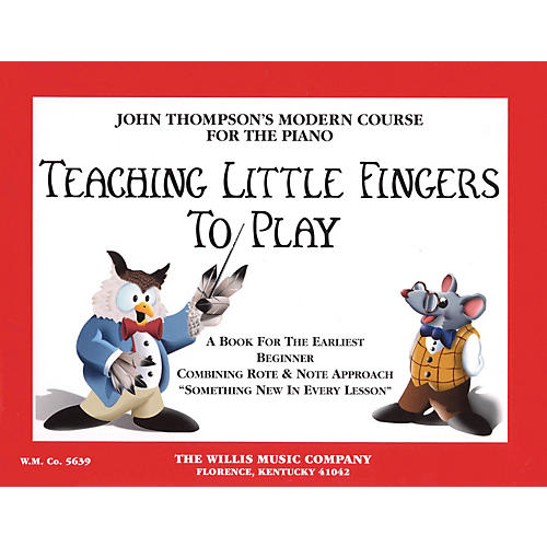 Hal Leonard Teaching Little Fingers To Play Piano Book thumbnail