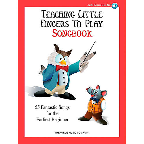 Willis Music Teaching Little Fingers To Play Songbook Book/2CD's thumbnail