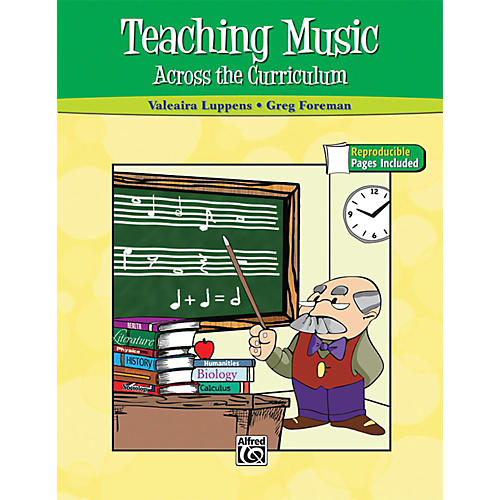 Alfred Teaching Music Across the Curriculum Book thumbnail