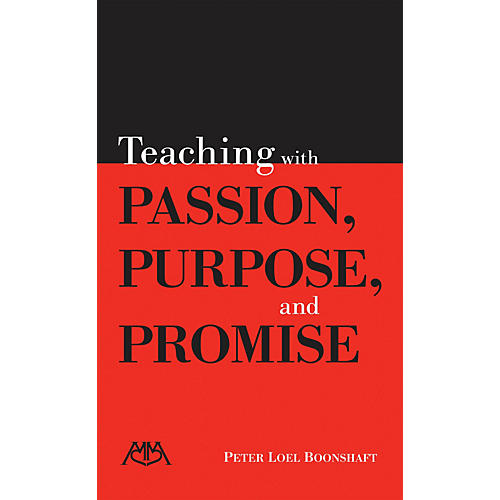 Meredith Music Teaching with Passion, Purpose and Promise Meredith Music Resource Series Softcover thumbnail