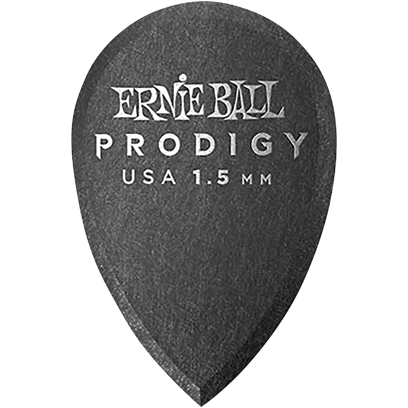 Ernie Ball Teardrop Prodigy Picks 6-Pack thumbnail