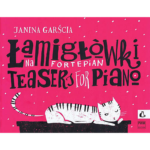 PWM Teasers for Piano Op. 23 ([Lamigtowki Na Fortepian]) PWM Series Softcover Composed by Janina Garscia thumbnail
