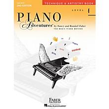 Faber Piano Adventures Technique & Artistry Level 4 Faber Piano Adventures Second Edition Book