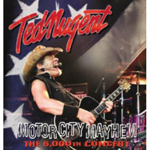 Alliance Ted Nugent - Motor City Mayhem: The 6000th Show thumbnail