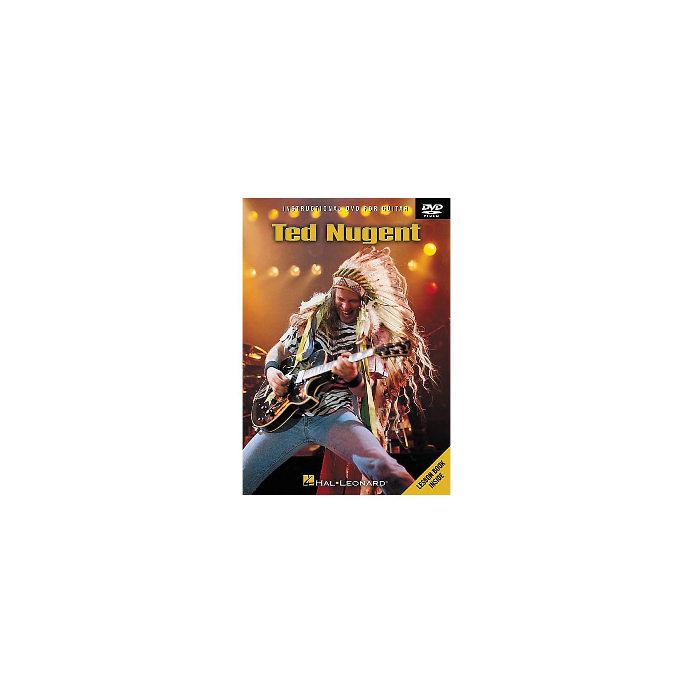 Hal Leonard Ted Nugent (DVD) thumbnail
