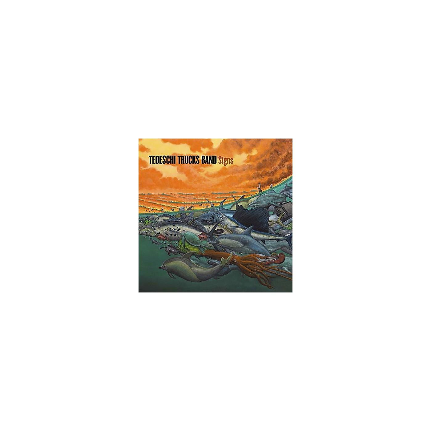 Alliance Tedeschi Trucks Band - Signs (CD) thumbnail