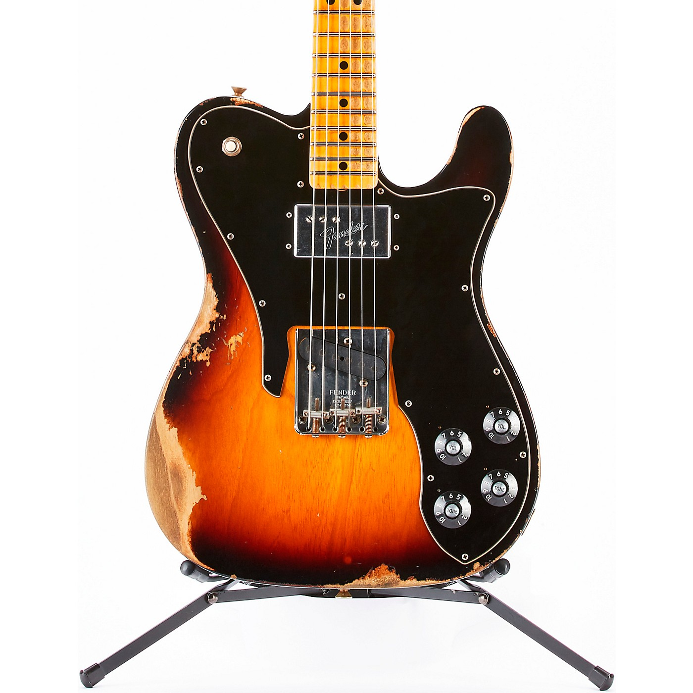 Fender Custom Shop Telecaster Custom Heavy Relic Limited-Edition Electric Guitar thumbnail