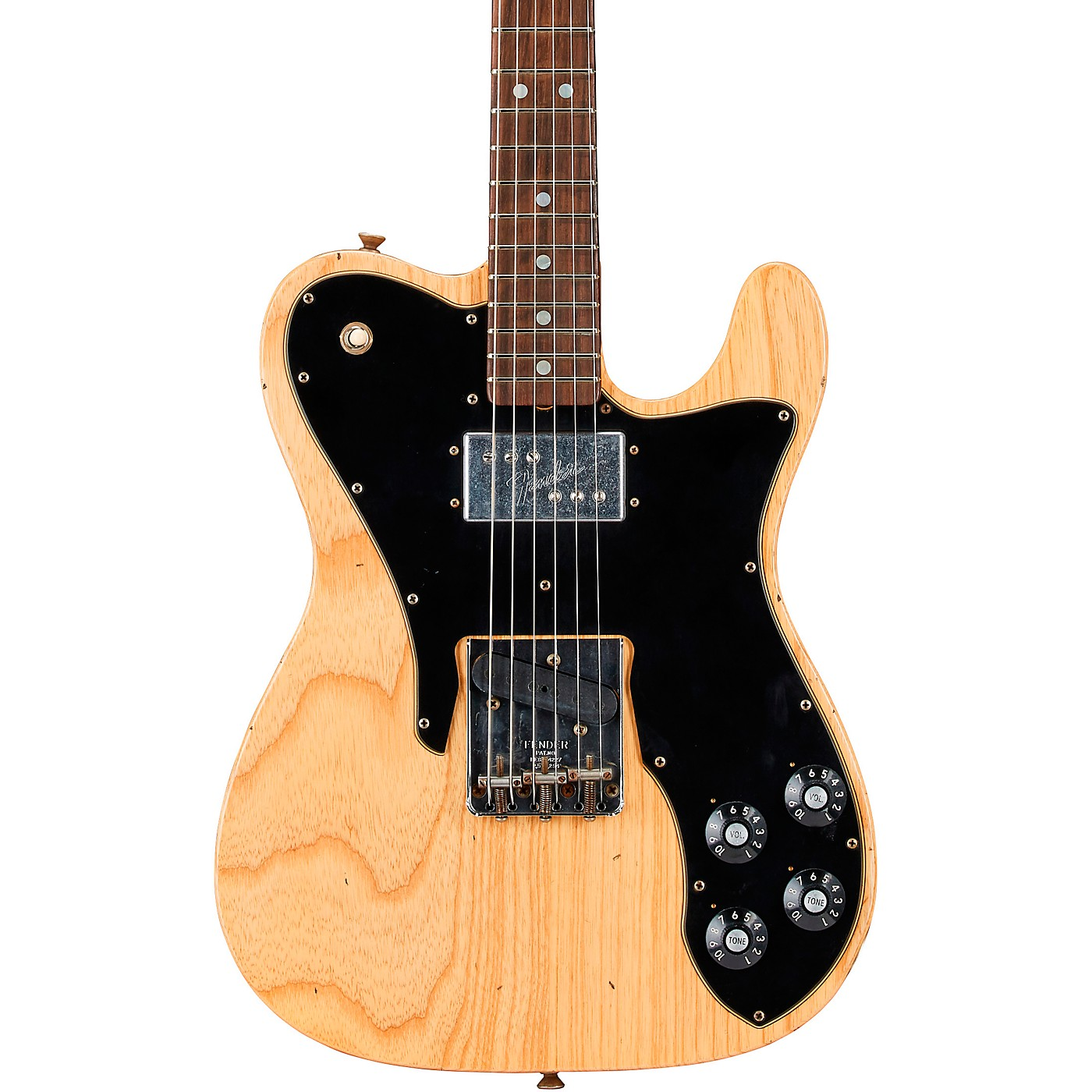 Fender Custom Shop Telecaster Custom Journeyman Relic Limited Edition Electric Guitar thumbnail