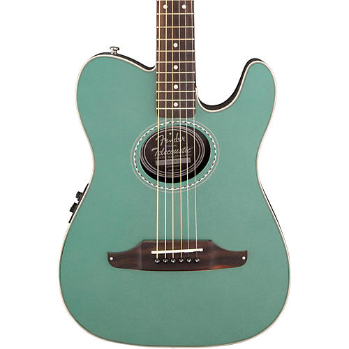 Fender Telecoustic Plus Acoustic-Electric Guitar thumbnail