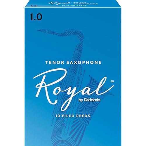 Rico Royal Tenor Saxophone Reeds, Box of 10 thumbnail