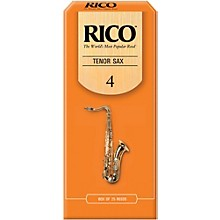 Rico Tenor Saxophone Reeds, Box of 25