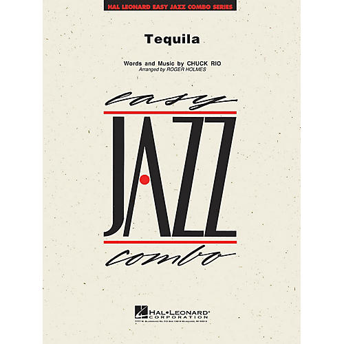 Hal Leonard Tequila Jazz Band Level 2 Arranged by Roger Holmes thumbnail