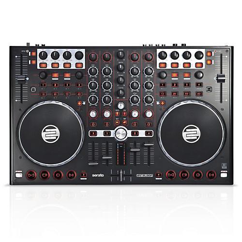 Reloop Terminal Mix 4 DJ Controller with Serato-thumbnail