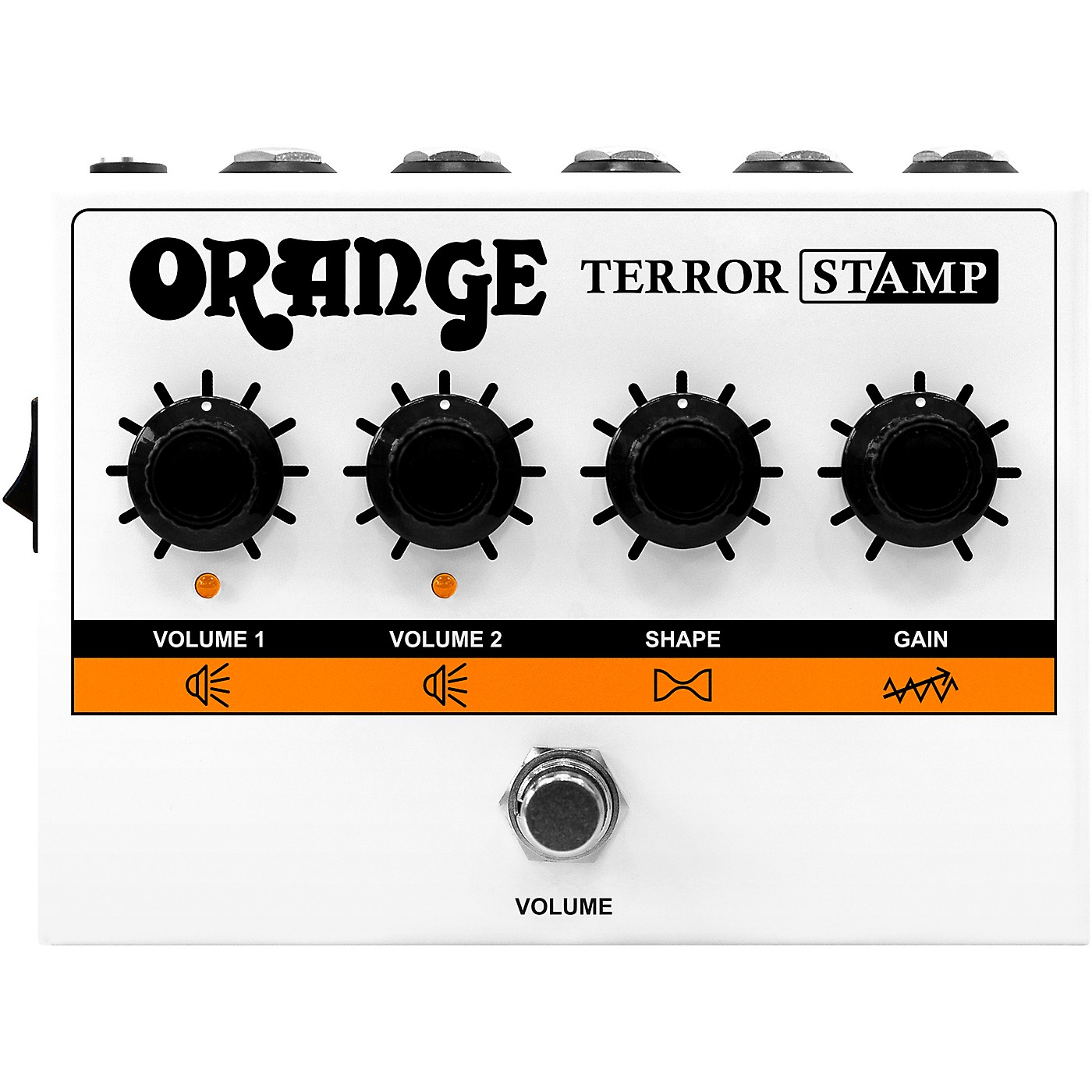 Orange Amplifiers Terror Stamp 20W Tube Hybrid Pedal Amp thumbnail