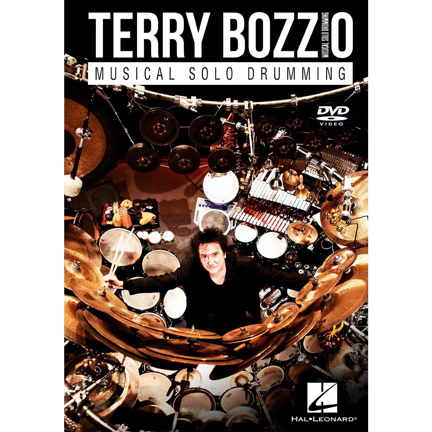 Hal Leonard Terry Bozzio Musical Solo Drumming DVD thumbnail