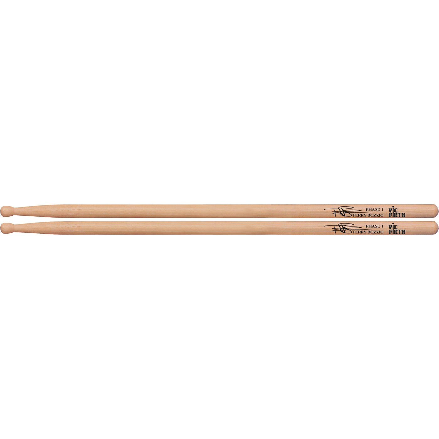Vic Firth Terry Bozzio Signature Drumsticks Phase 1 thumbnail