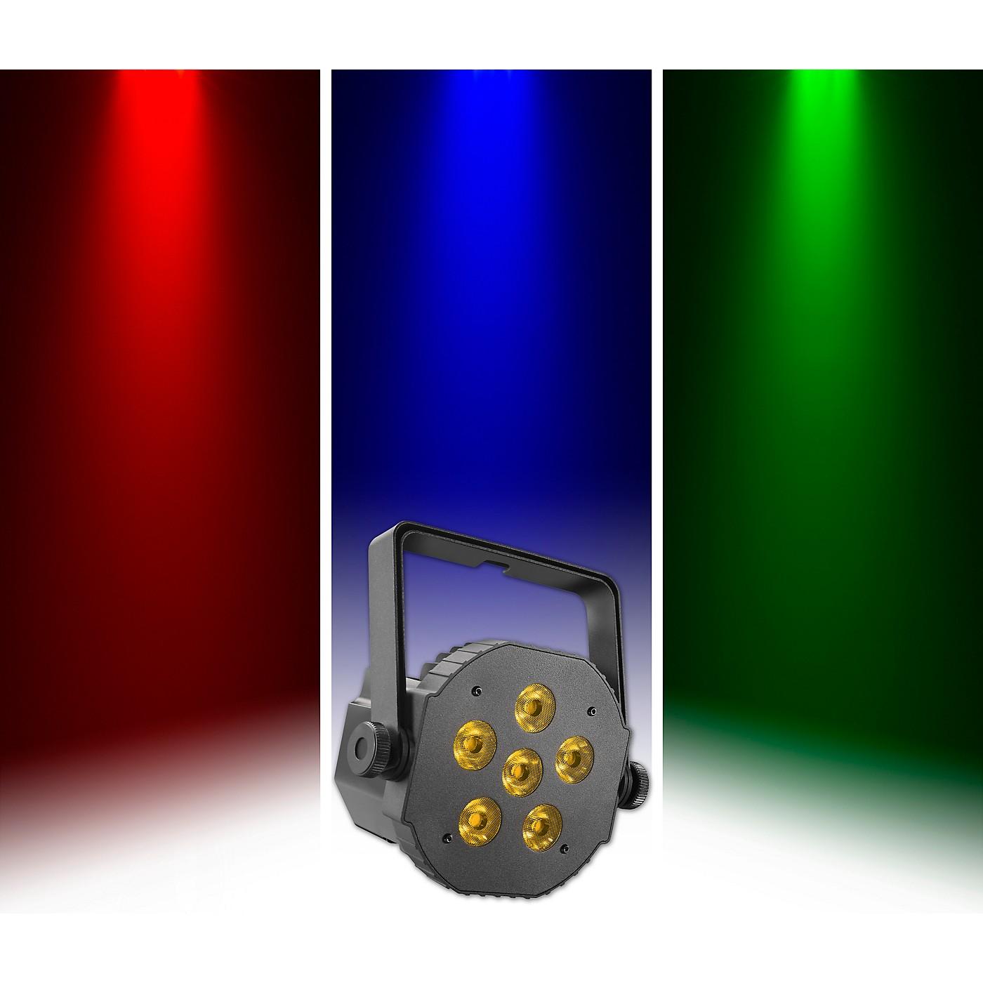 Venue Tetra 6 RGBA Compact Wash Light thumbnail