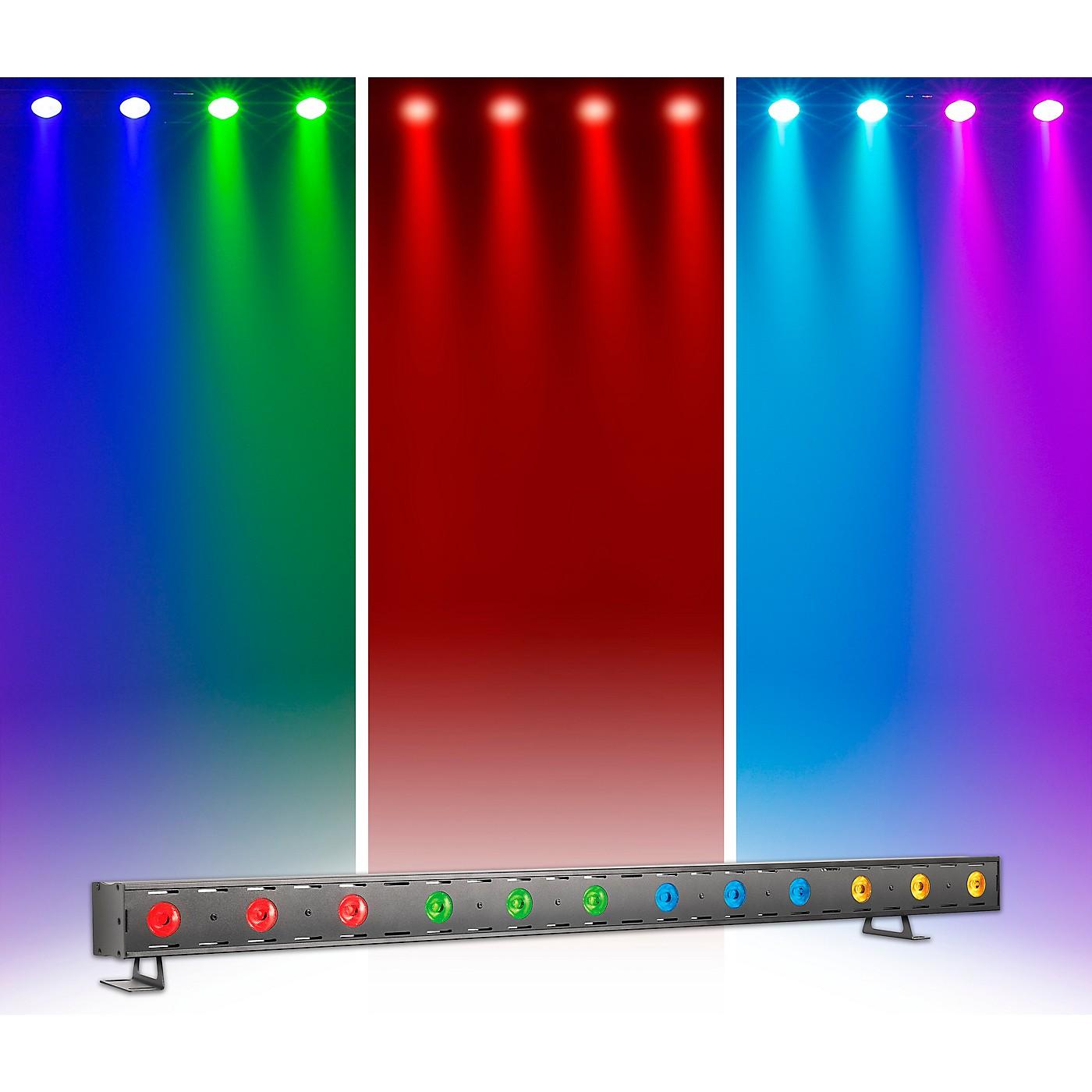 Venue Tetra Bar RGBA Linear Strip Wash Light with Four Color Zones thumbnail