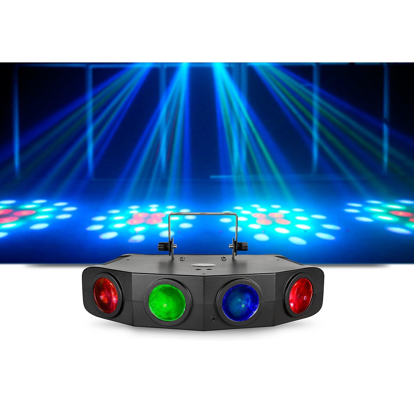 Venue Tetra Beam RGB Moonflower Effect Light thumbnail