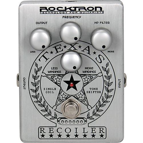 Rocktron Texas Recoiler Tone Shaping Guitar Effects Pedal thumbnail