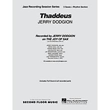 Second Floor Music Thaddeus (Saxophone Part) Jazz Band Level 2 Composed by Jerry Dodgion