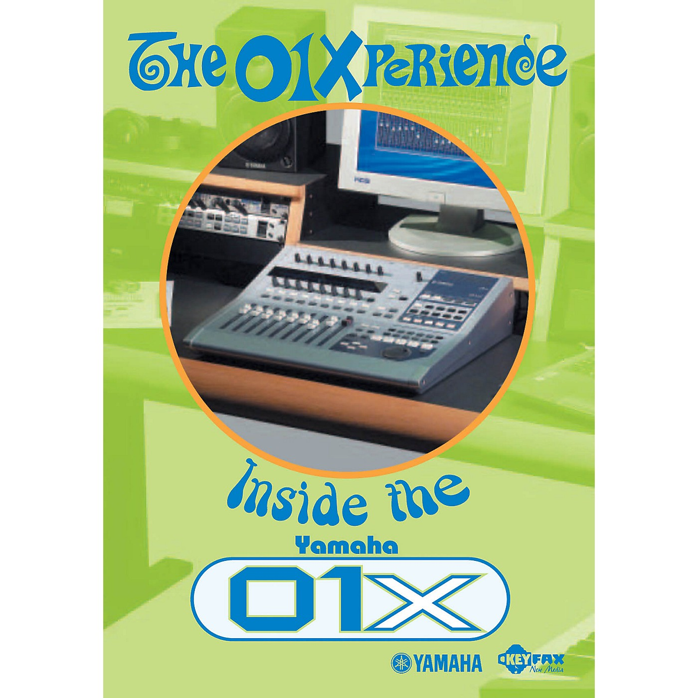 Keyfax The 01Xperience DVD Series DVD thumbnail