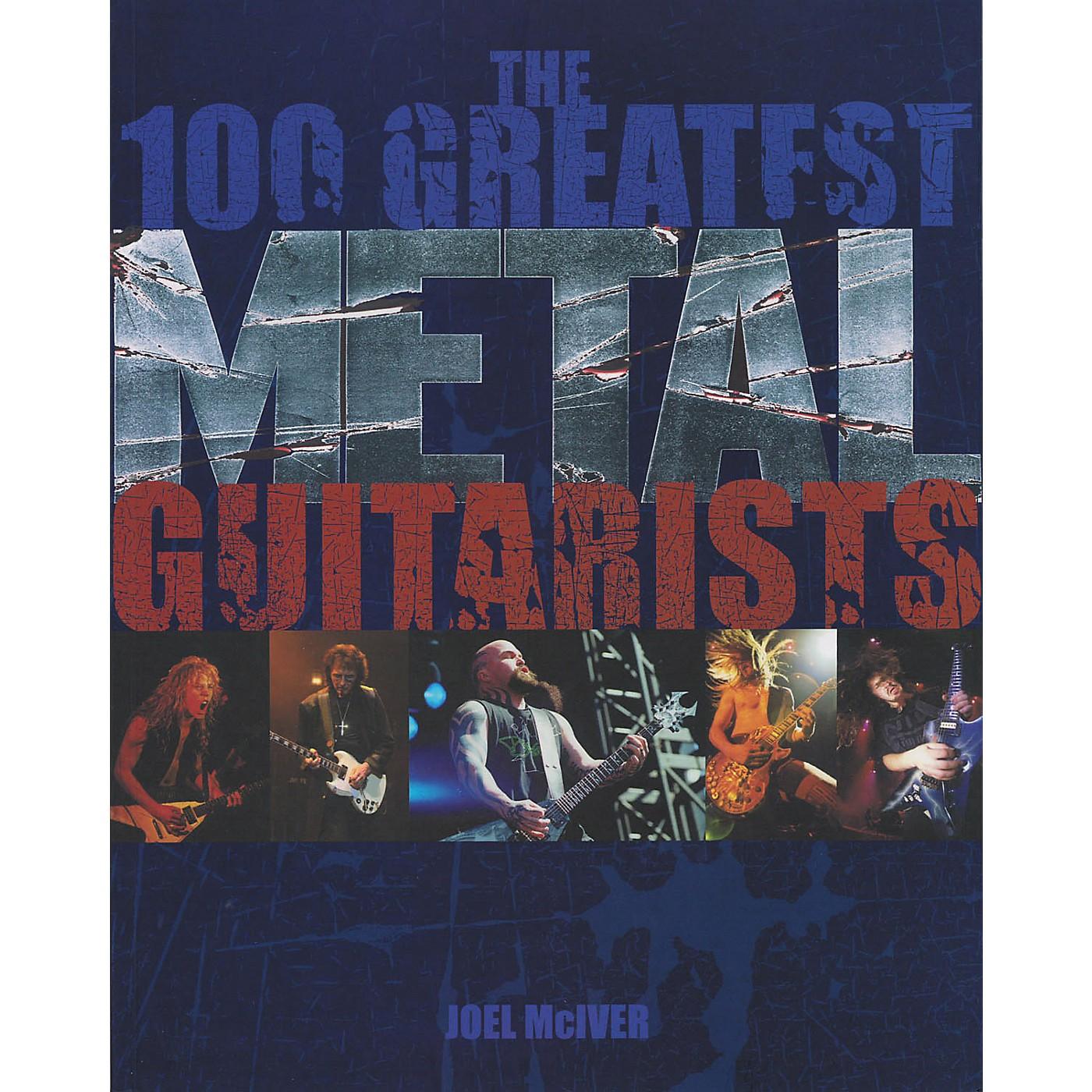 Hal Leonard The 100 Greatest Metal Guitarists (Book) thumbnail