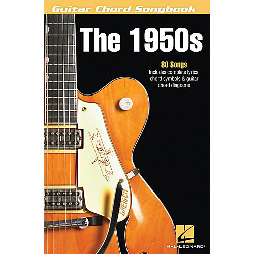 The 1950s - Guitar Chord Songbook - WWBW