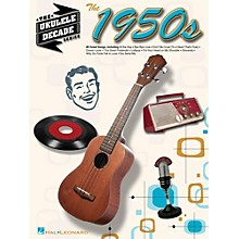 Hal Leonard The 1950s - The Ukulele Decade Series