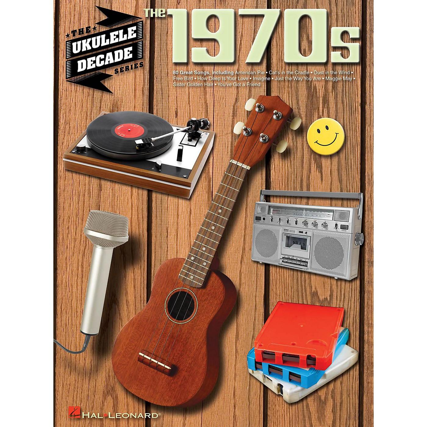 Hal Leonard The 1970s - The Ukulele Decade Series thumbnail