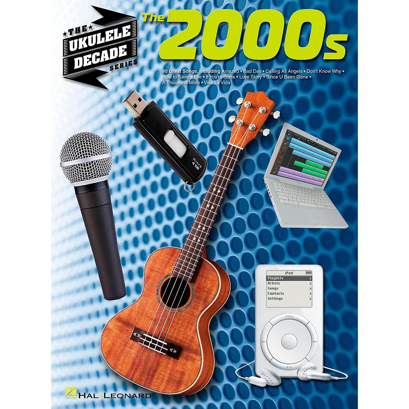 Hal Leonard The 2000s - The Ukulele Decade Series thumbnail
