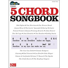 Cherry Lane The 5 Chord Songbook - Strum & Sing Series