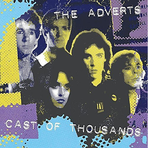 Alliance The Adverts - Cast of Thousands thumbnail