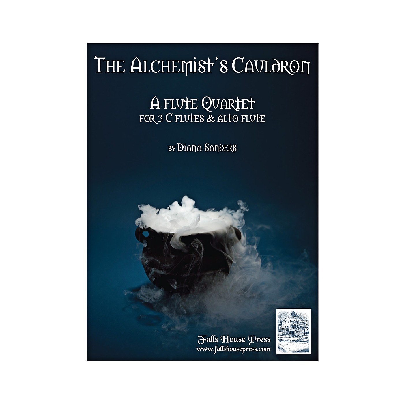 Theodore Presser The Alchemist's Cauldron (Book + Sheet Music) thumbnail