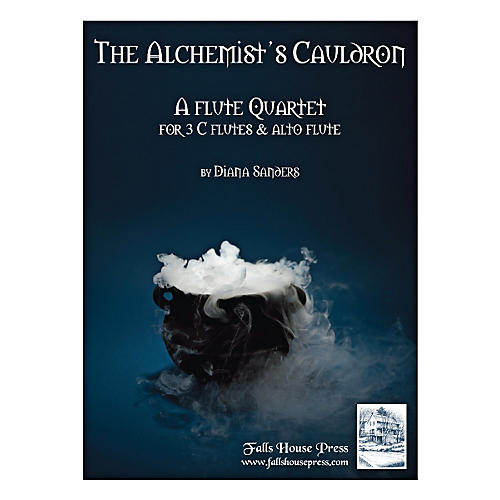 Theodore Presser The Alchemist's Cauldron (Book + Sheet Music)-thumbnail
