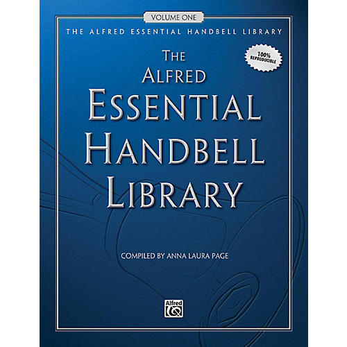 Alfred The Alfred Essential Handbell Library, Volume One Reproducible Book thumbnail