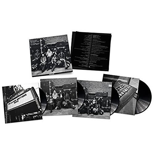 Alliance The Allman Brothers Band - 1971 Fillmore East Recordings thumbnail