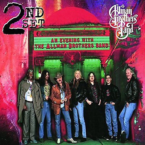 Alliance The Allman Brothers Band - Evening with 2nd Set thumbnail