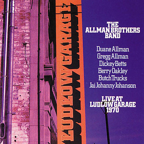 Alliance The Allman Brothers Band - Live At Ludlow Garage 1970 thumbnail