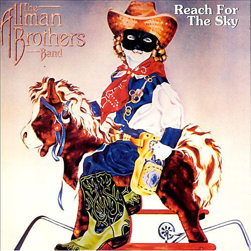 Alliance The Allman Brothers Band - Reach for the Sky thumbnail